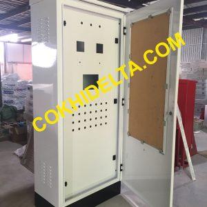 Tủ Điện Ngoài Trời 1950x800x450 Với 02 Lớp Cánh