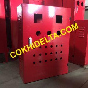 Vỏ Tủ Điều Khiển Bơm Cứu Hỏa 700x500x220
