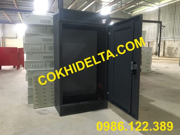 Cung Cấp Vỏ Tủ Điều Khiển Thang Máy 1250x650x350 Sơn Tĩnh Điện