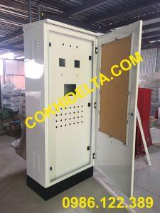 Tủ Điện Ngoài Trời 1950x800x450 Với hai Lớp Cánh
