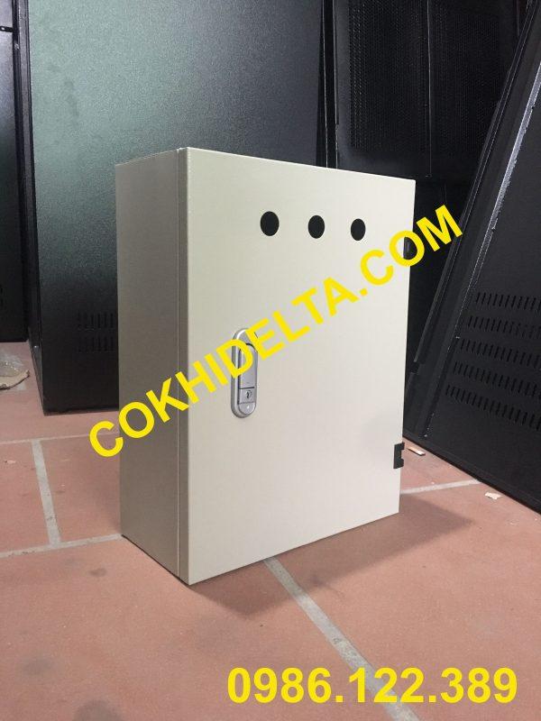Vỏ Tủ Điện Trong Nhà 400x300x150 Một Lớp Cánh