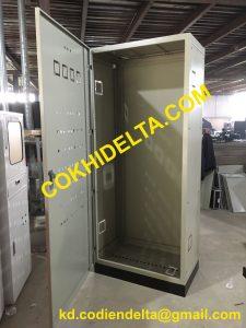 Báo Giá Vỏ Tủ Điện Tổng Xử Lý Nước Thải 2100x1900x550