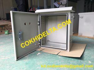 Vỏ Tủ Điện Ngoài Trời 500x400x250 Chống Nước Tại Hà Nội
