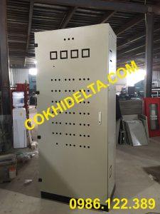 Vỏ Tủ Điện Tổng Xử Lý Nước Thải 2100x1900x550