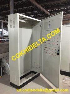 Báo Giá Vỏ Tủ Điện Xử Lý Nước Thải 1900x1000x400