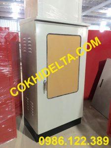 Vỏ Tủ Điện Ngoài Trời Treo Cột 990x500x400